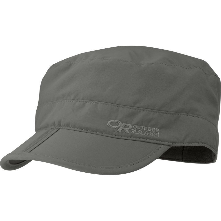 Outdoor Research Radar Pocket Cap (the bill folds in half so it fits in your back pocket) #FathersDay #ForDad