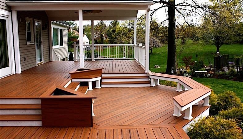 Superieur Hunterdon Decks Deck Builders Hunterdon County NJ Deck