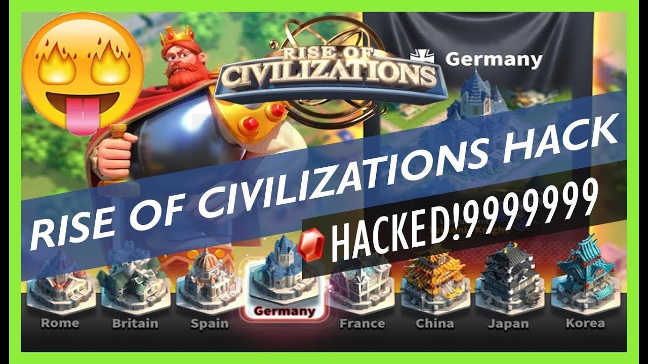 Liked on YouTube: RISE OF CIVILIZATIONS HACK - How to Hack
