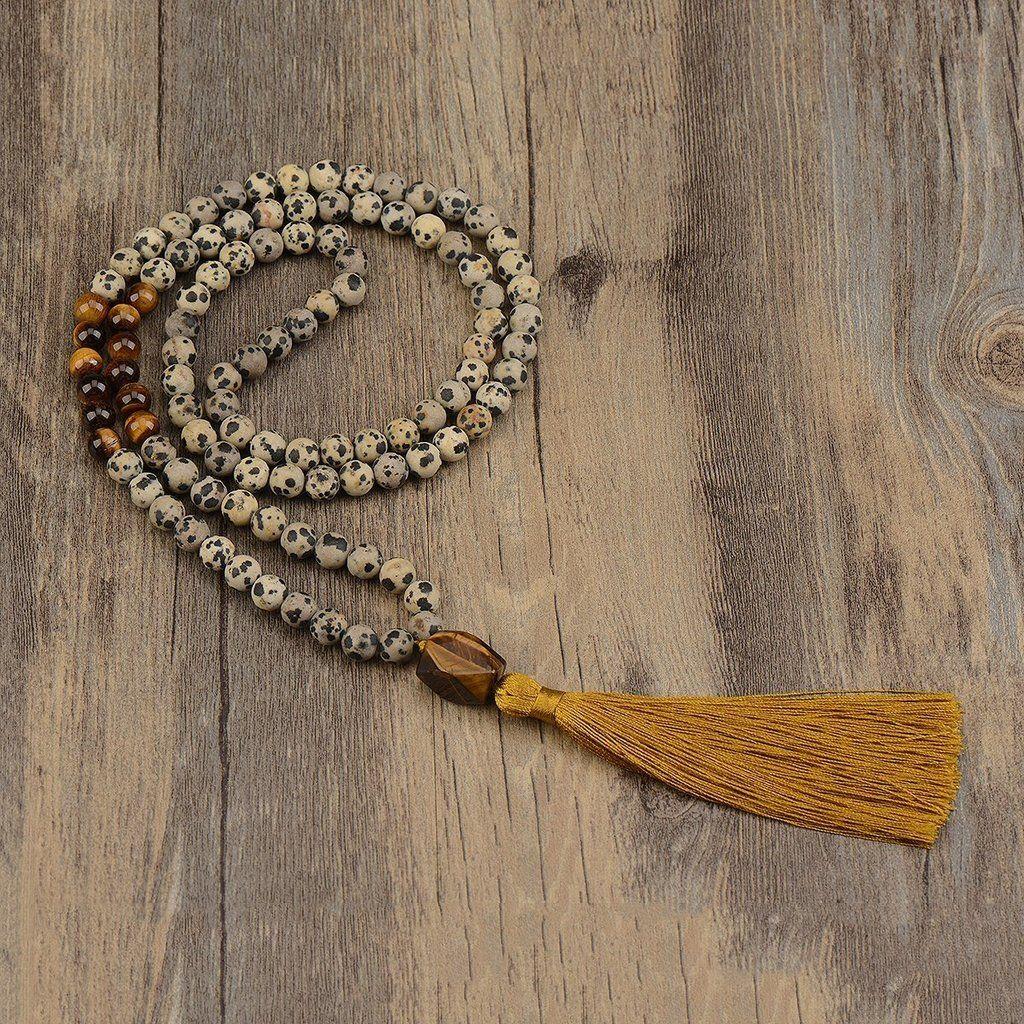 Harmony Harmony Necklace Beaded Necklace Natural Gemstones