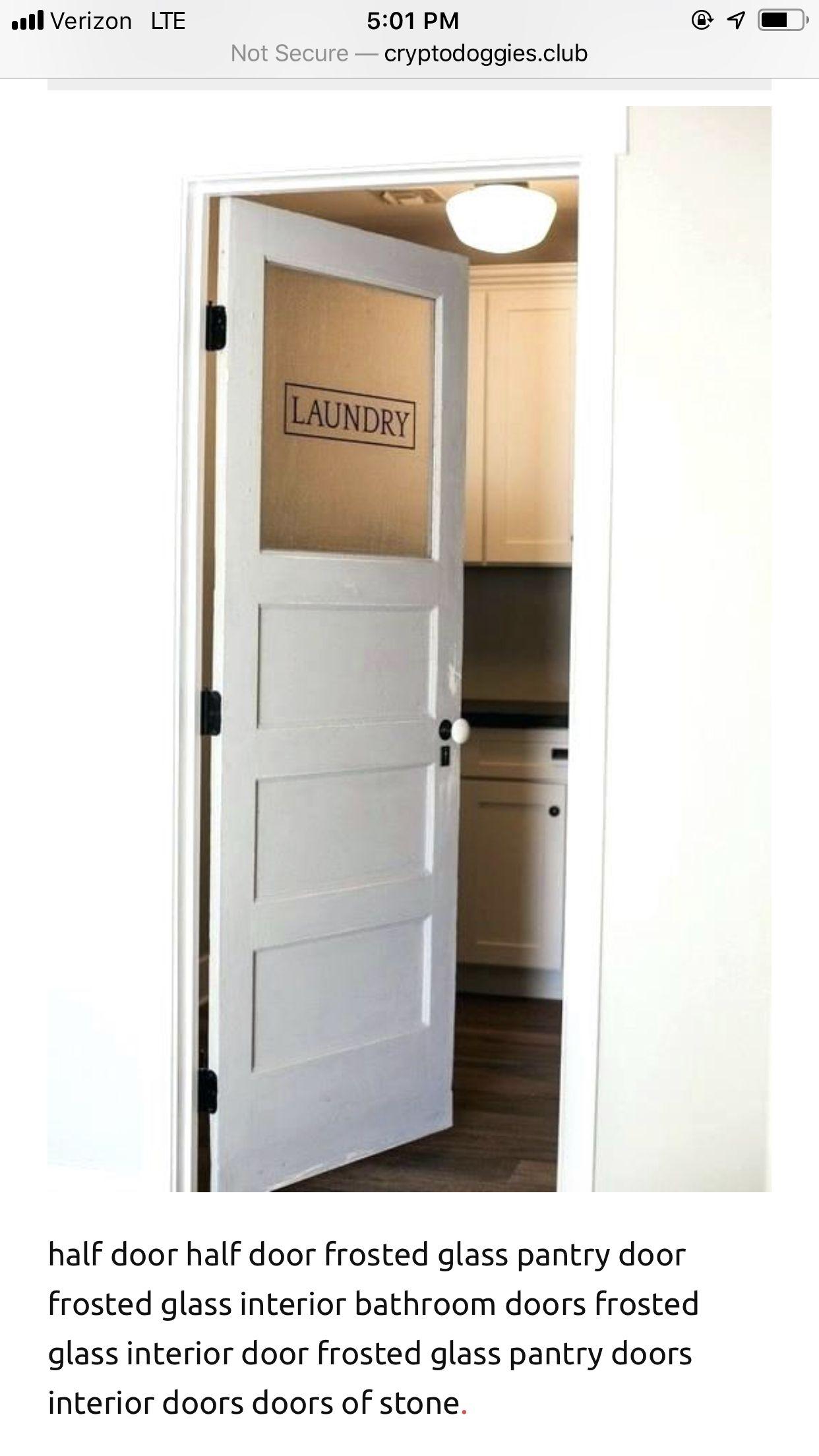 Pin By Savanaemory On Laundry Laundry Doors Laundry Room Doors