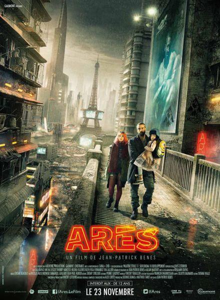 Arès sort le 23 novembre et Fabrice Syg dit tout le bien qu'il en a pensé!