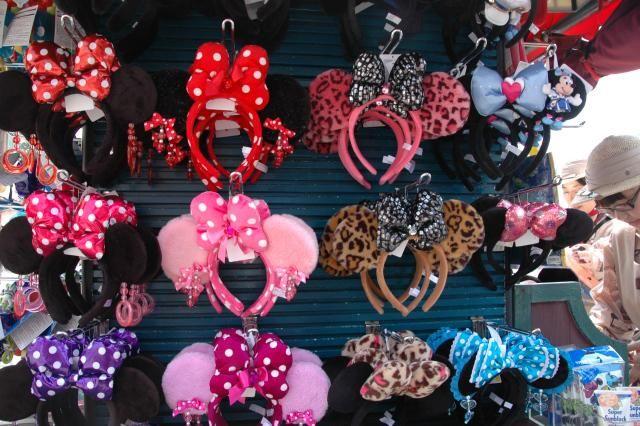 Dashing Disneyland Fashions At Tokyo Disney Resort
