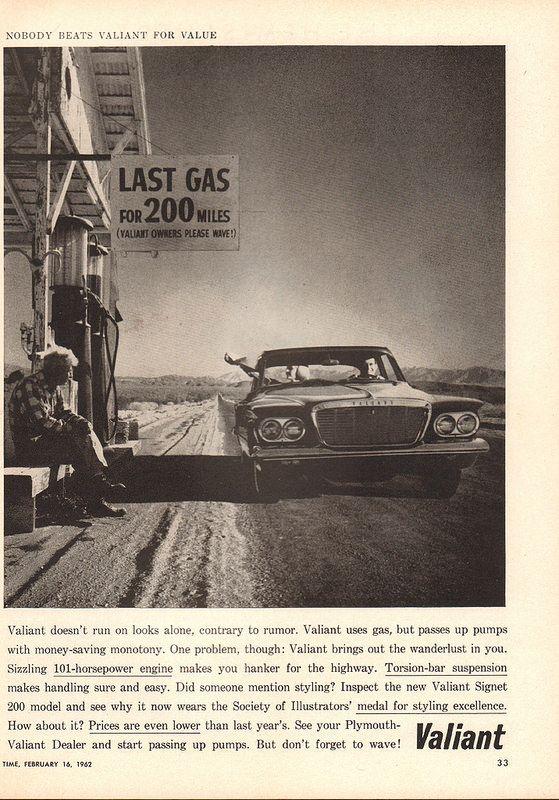 1962 Plymouth Valiant Advertisement Time Magazine February 16 1962