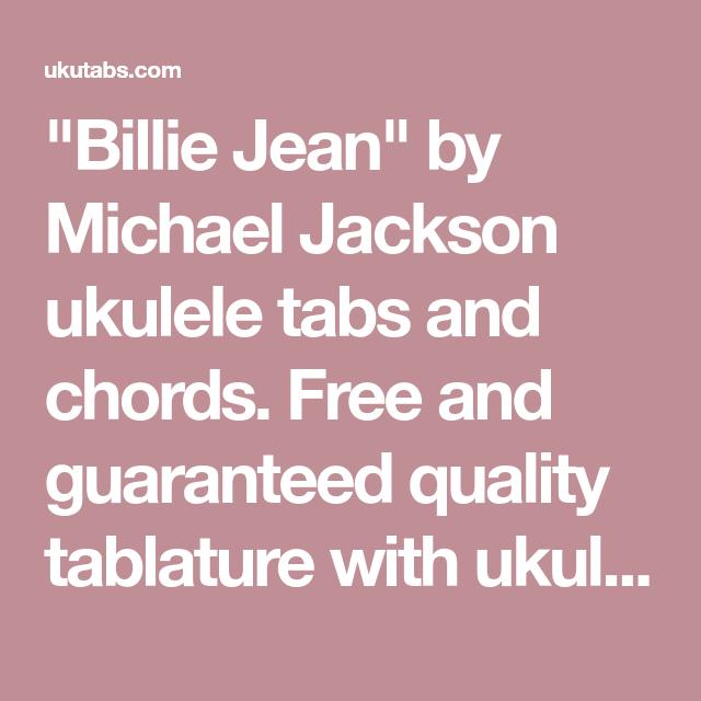 Billie Jean\