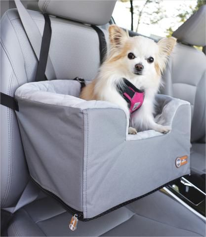 Pleather Console Lookout Car Console Pet Car Seat And Dog Car Seats
