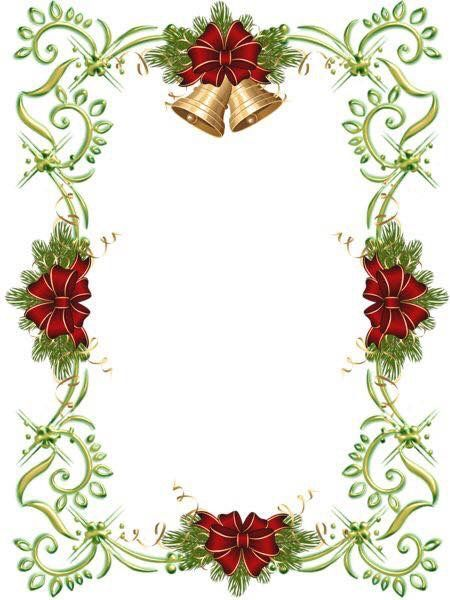 Pin by terri hughes on christmas frames pinterest christmas gold png photo frame with christmas bells fandeluxe Images