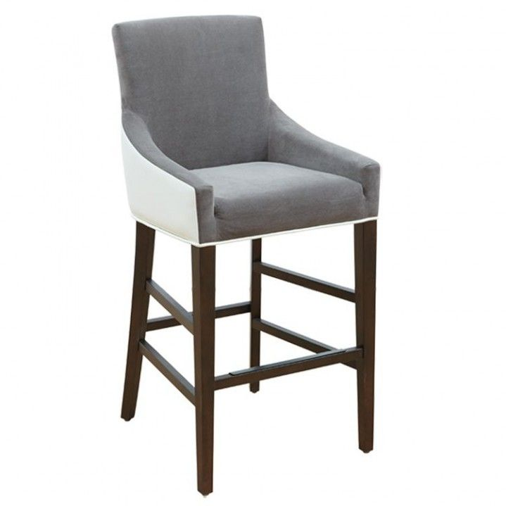 Amazing Sunpan 5West Vincent Counter Stool Ivory Leather Machost Co Dining Chair Design Ideas Machostcouk