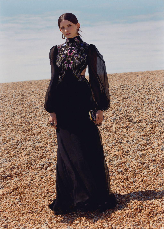 Alexander McQueen Resort 2020 Fashion, Fashion show