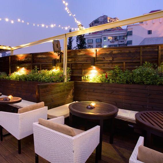 Des Terrasses En Bois Pour L Ete Floriane Lemarie Rooftop