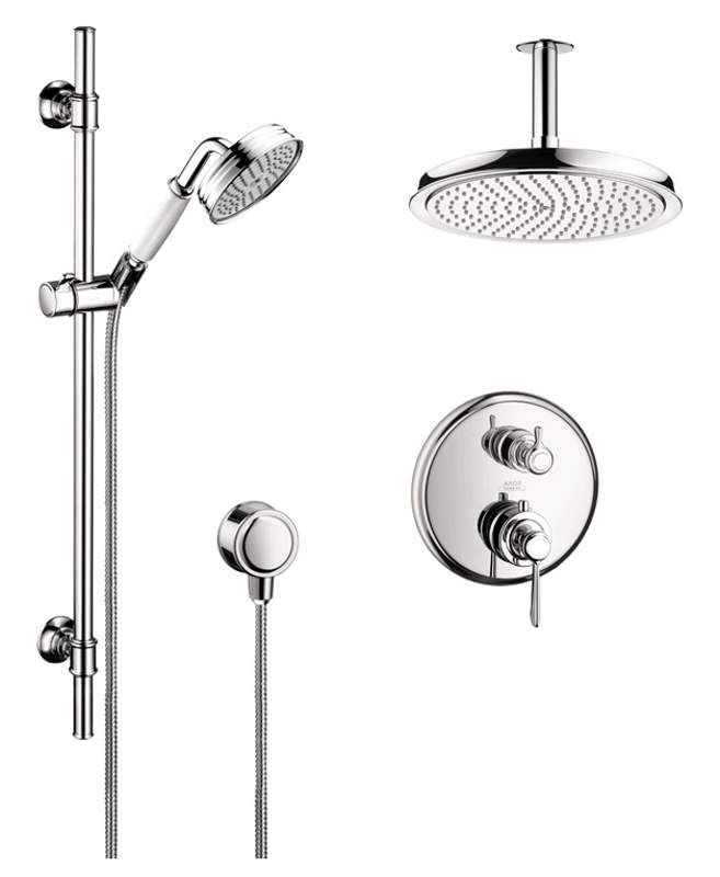 View the Hansgrohe AXSS-Montreux-T02-000 Chrome Axor Montreux ...