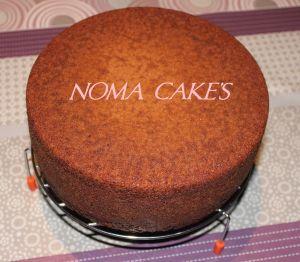 Receta Bizcocho Básico Torta De Vainilla Tortas Receta De Torta