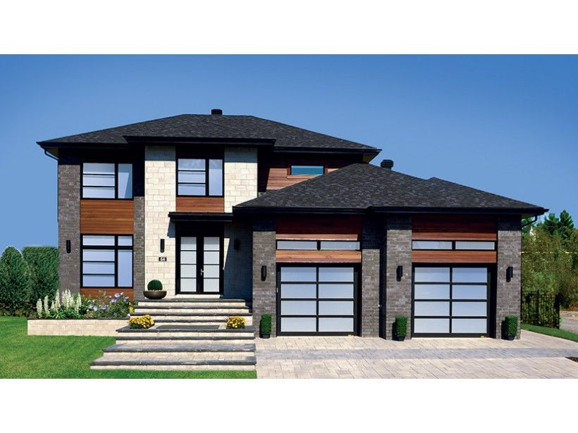 Floor Plan Aflfpw77923 Is A Beautiful 2145 Square Foot Contemporary
