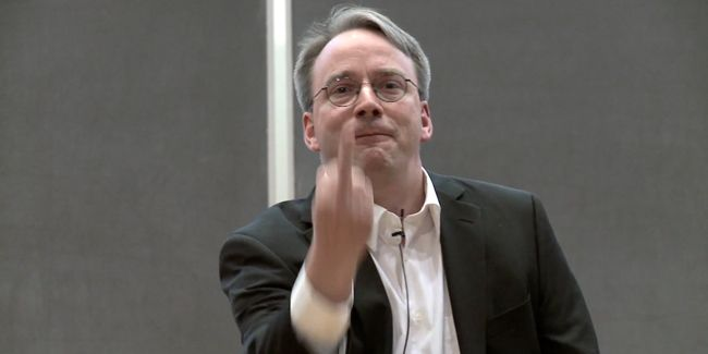 Fuck You Nvidia by Linus Torvalds, creator of Linux