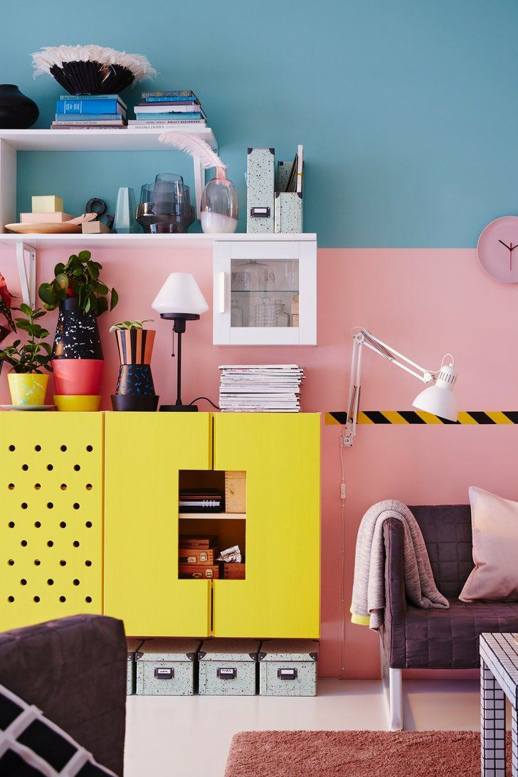 The 2018 Ikea Catalogue Approved Furniture Hacks You Need To See  # Meuble Krista