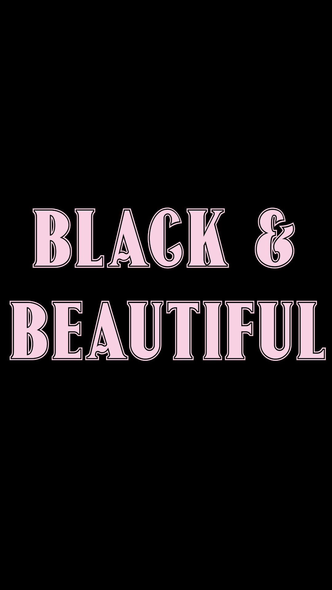 Black Beautiful Pastel Aesthetic Quote Blm Black Lives Matter Quotes Pastel Qu Black Aesthetic Wallpaper Girl Iphone Wallpaper Aesthetic Iphone Wallpaper