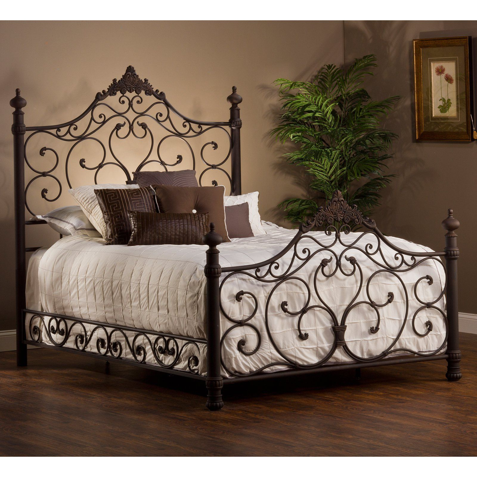 Have to have it. Baremore Mansion Bed 429 hayneedle