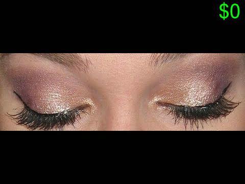 Golden Plum MAC Makeup Tutorial!! (Trax)