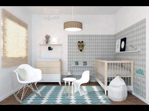 Diseando habitaciones infantiles con TocToc Infantil DecoPeques