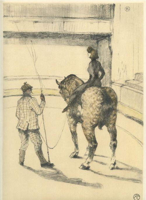 Artandopinion Toulouse Lautrec Henri De Toulouse Lautrec Horse Art