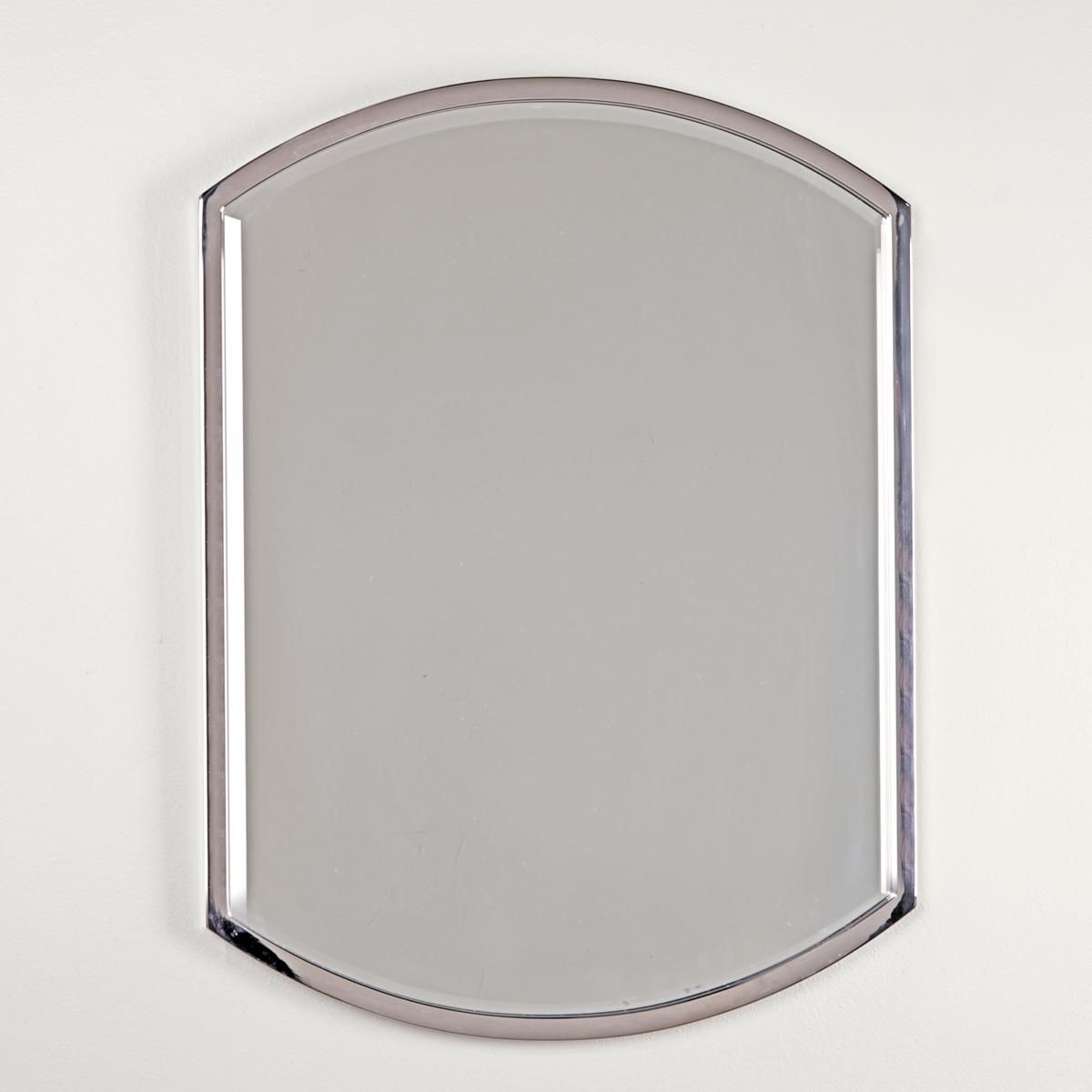 Arched Top And Bottom Mirror Bathroom Pinterest Arch And Chrome