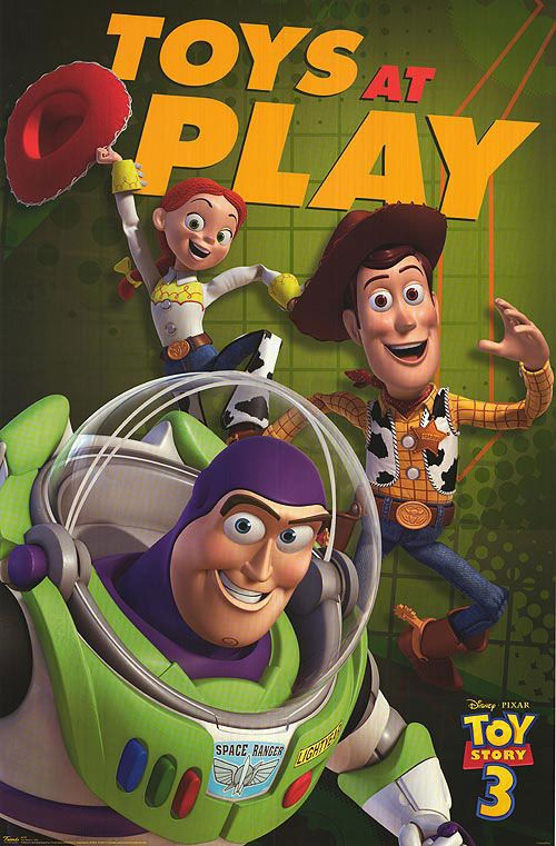 Toy Story 3 Starring Tom Hanks Tim Allen Joan Cusack Ned Beatty