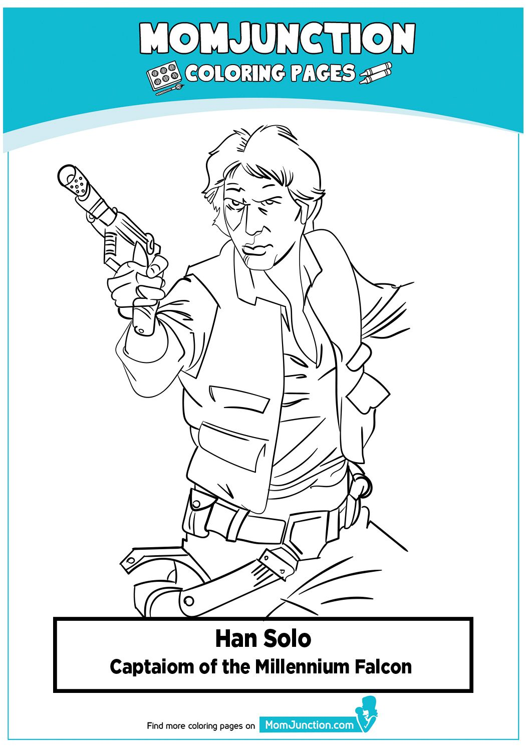 Coloring Page Coloring Pages Star Wars Darth Vader Color