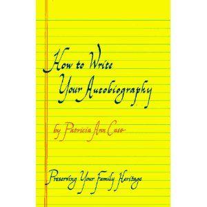 Biography writing help