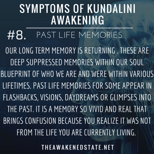 Symptoms of Kundalini Awakening#8  Encountering Past Life
