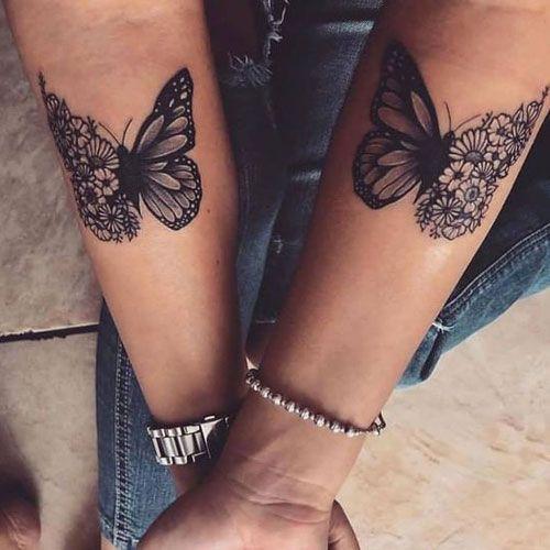 Butterfly Tattoo Ideeën voor Vrouwen - Beste Tattoos For Women: leuk, uniek, en zinvolle Tattoo Ideeën voor Girls - Get Cool Female Tattoos met Pretty Designs #tattoos #tattoosforwomen #tattooideas #tattoodesigns #tattoosforgirls #femaletattoos #zinvolletatoeages #tatoeageideeen