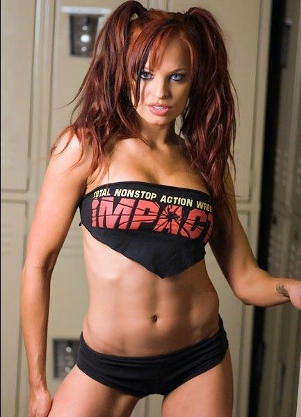 Women of tna and wwe nude sympathise with