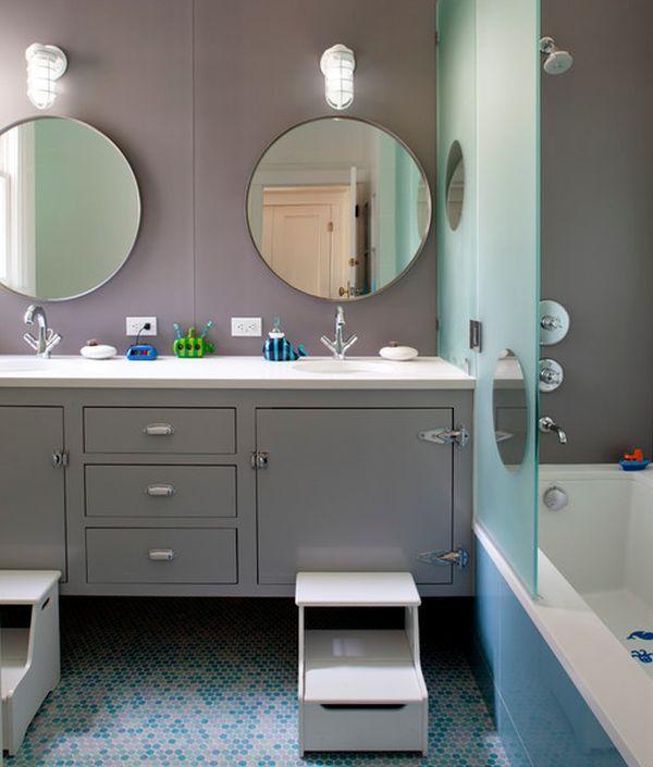 23 kids bathroom design ideas to brighten up your home decor for rh pinterest com