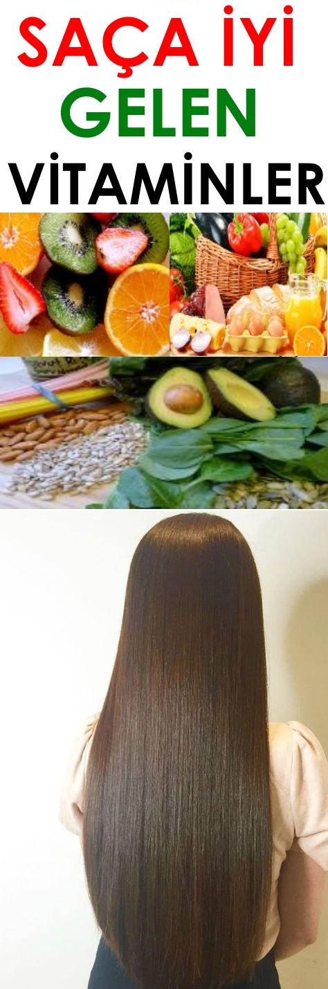 Saca Iyi Gelen Vitaminler Ev Yapimi Cilt Bakimi Vitaminler Sac