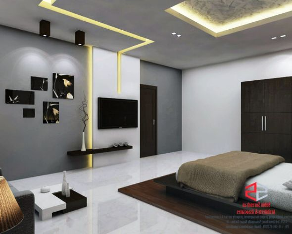 . Small Modern Bedroom Interior Ideas With Latest Beds Furniture Sets