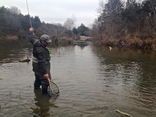 Fishing Report Blue River Ok Blue River River Trout Fishing