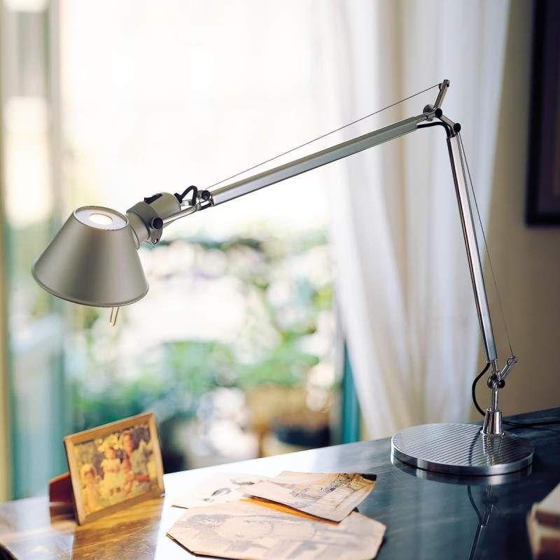 Artemide Tolomeo Tavolo Designer Tischleuchte Led Tischleuchte Tischleuchte Und Led Schreibtischleuchte