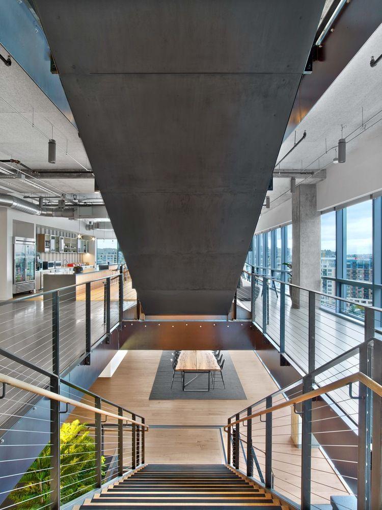 Gallery of HBO Seattle Workspace / Rapt Studio - 45