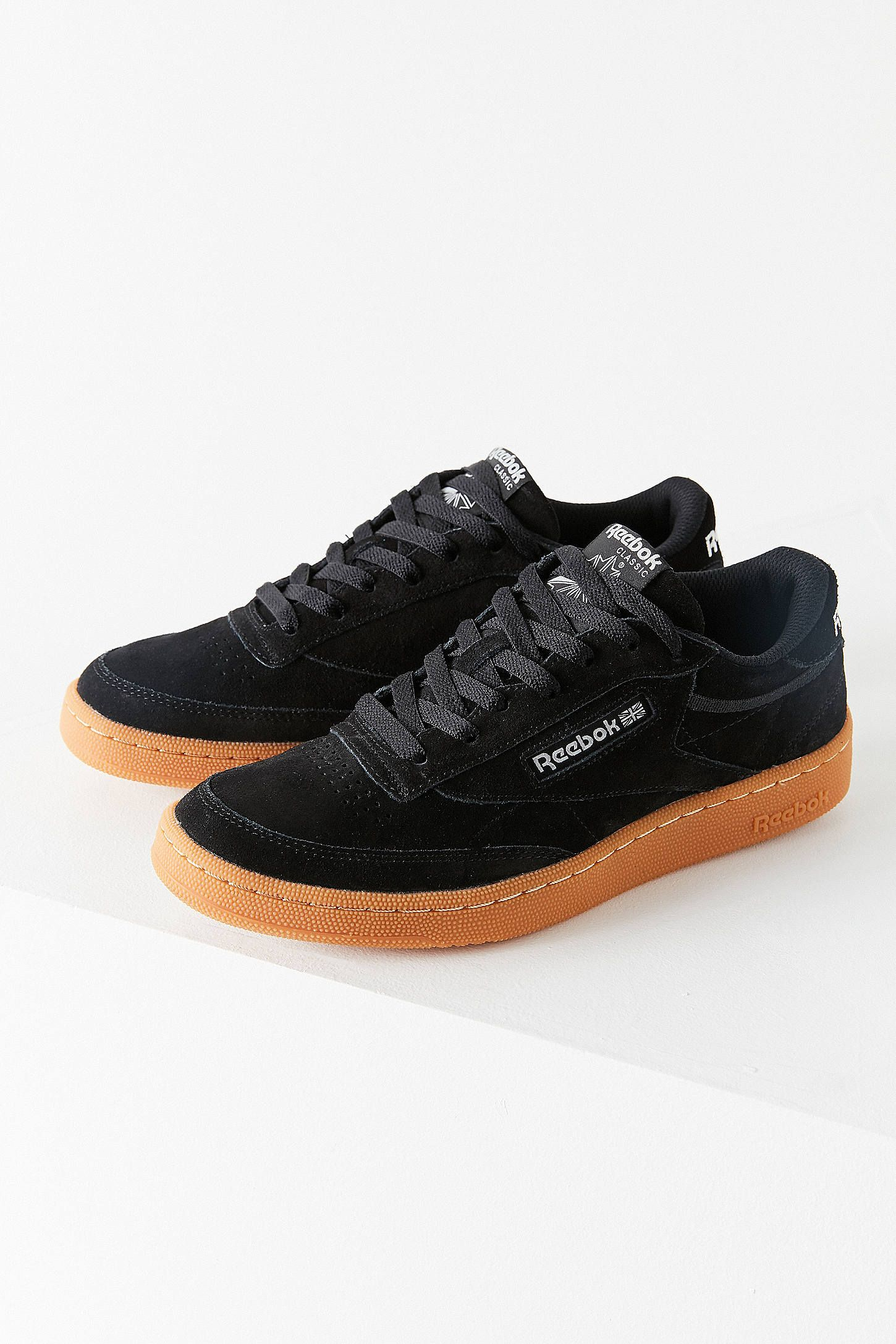 c8951bf9b Reebok Club C 85 MS Gum Sole Sneaker | Style | Reebok club c, Reebok ...