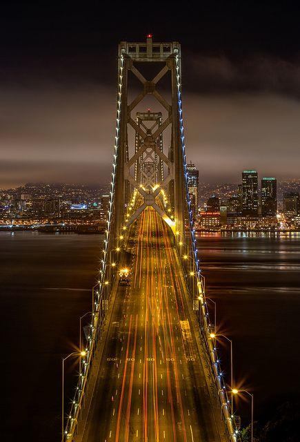 Bay Bridge, San Francisco-Oakland Bay Bridge