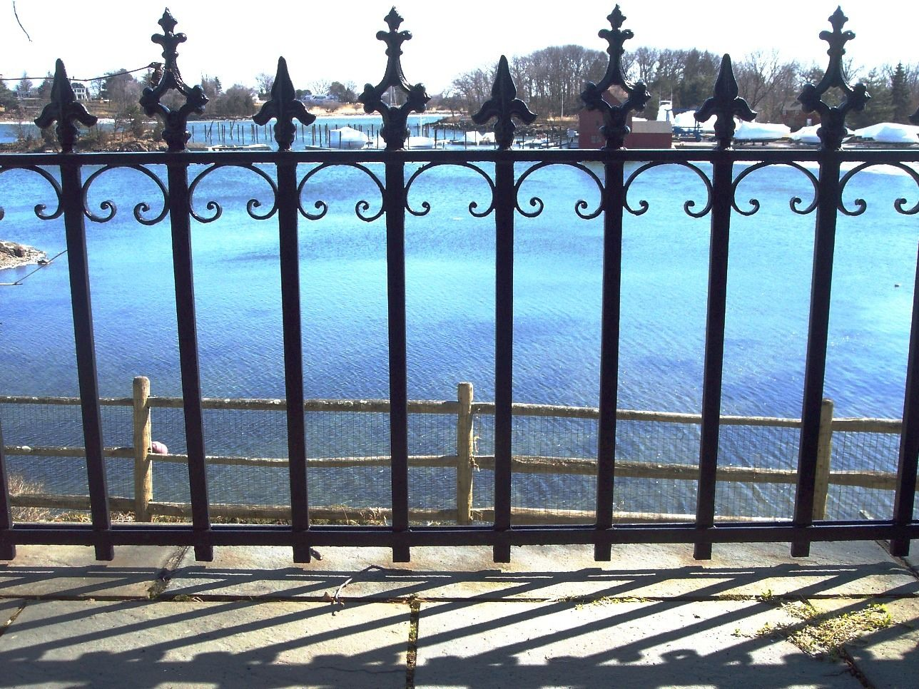 Wrought Iron Fence Finials Wrought Iron Finials And