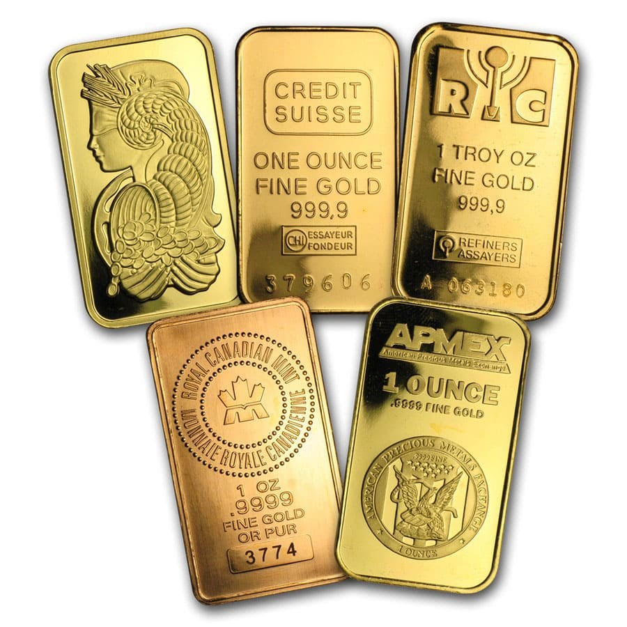 1 Oz Gold Bar Values Buy Gold 1 Ounce Bars Online Apmex Gold Bullion In 2020 Gold Bullion Bars Gold Bullion Coins Gold Money