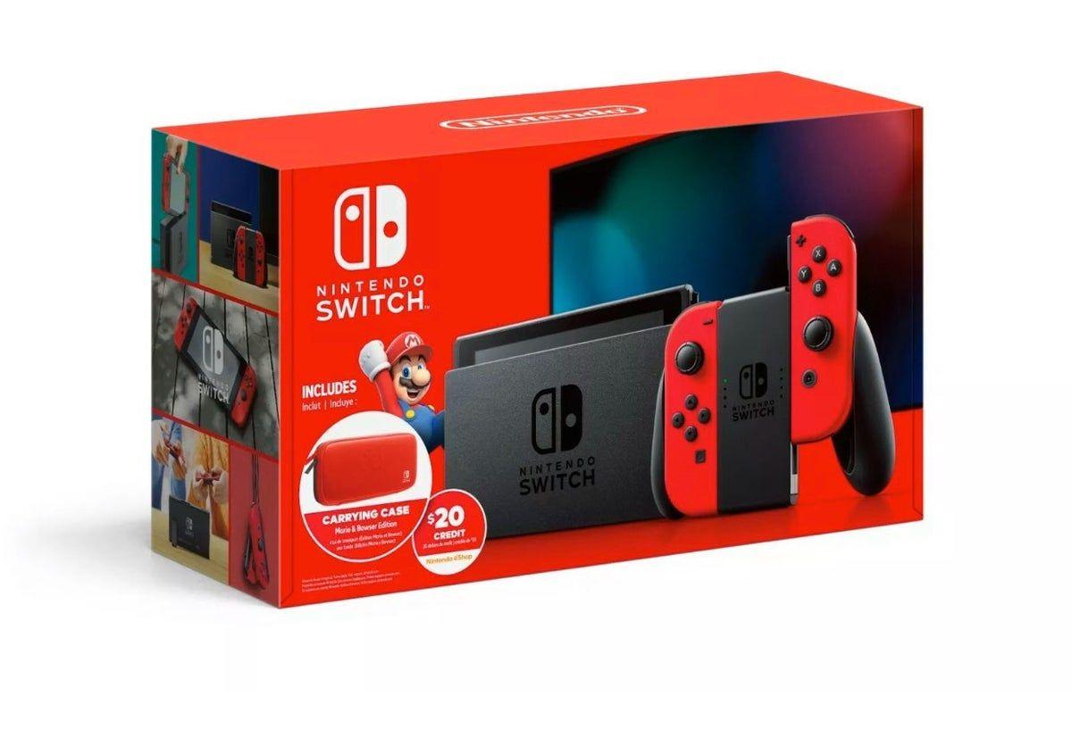 Nintendo Switch Bundle In 2020 Nintendo Switch Accessories Nintendo Nintendo Switch