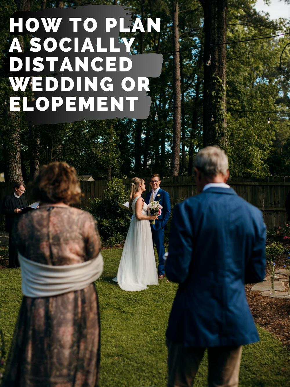 Pin on Social Distancing Wedding