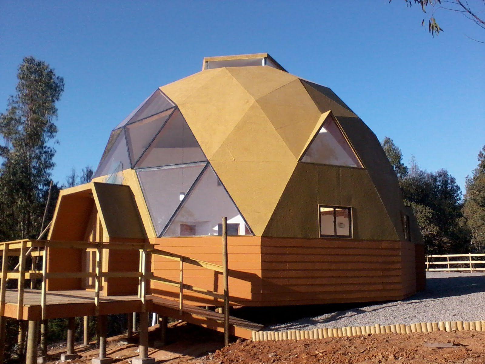 Domos chile dise o de domos invernaderos de madera domo Diseno de invernaderos pdf