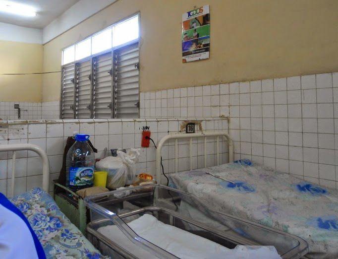 La realidad del hospital regional general docente iv n - Banos del hospital ...