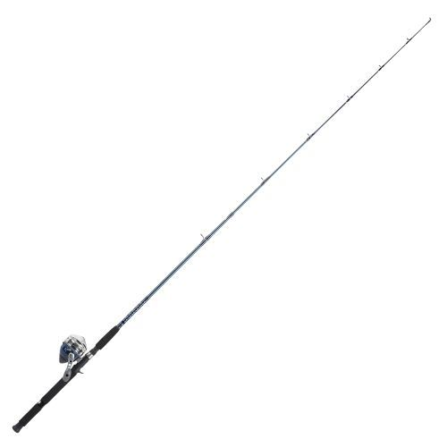 Zebco 808 Saltfisher Series 7' Saltwater Spincast Rod and Reel Combo $40