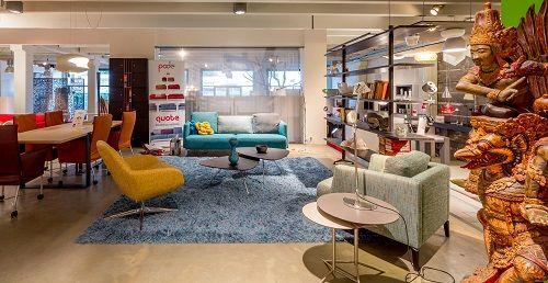 Pode shop Flier Interieur | Banken, Hoekbanken | Pinterest | Shopping