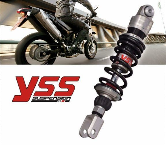 Alexopoulos Motorcycle Parts and Accessories: Οπίσθιο Αμορτισέρ YSS για On-Off μοτοσυκλέτες