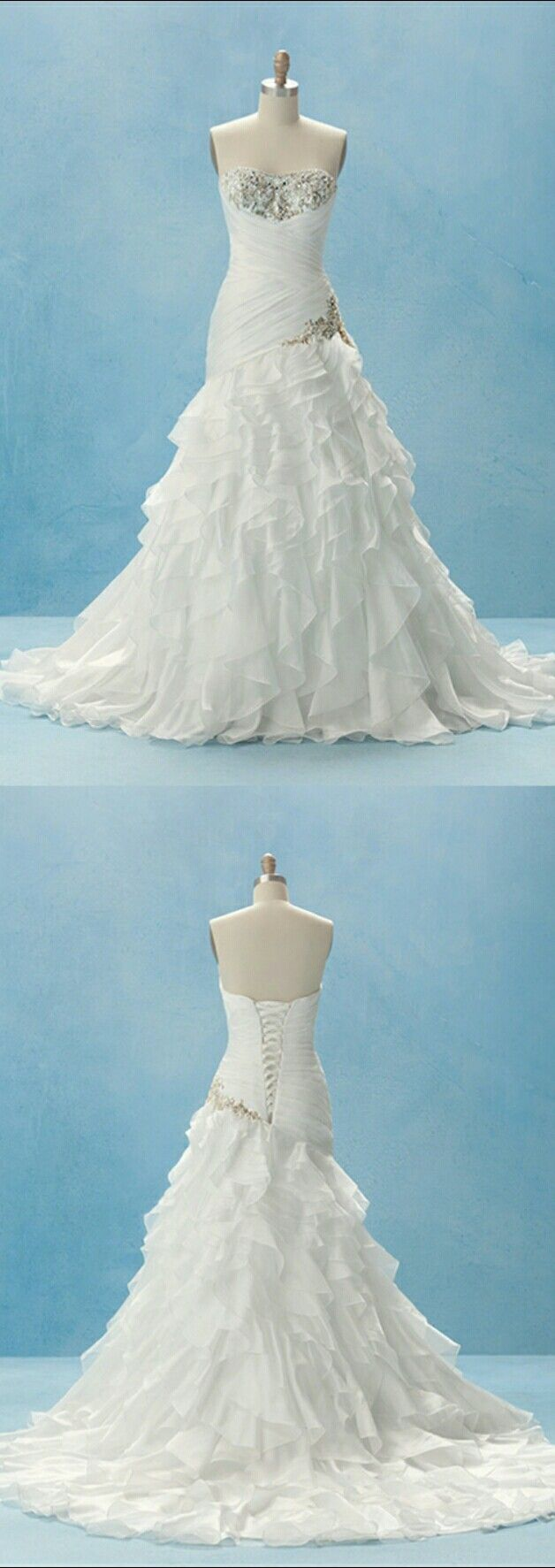Disney\'s Fairy Tale Weddings (2012) Collection by Alfred Angelo ...
