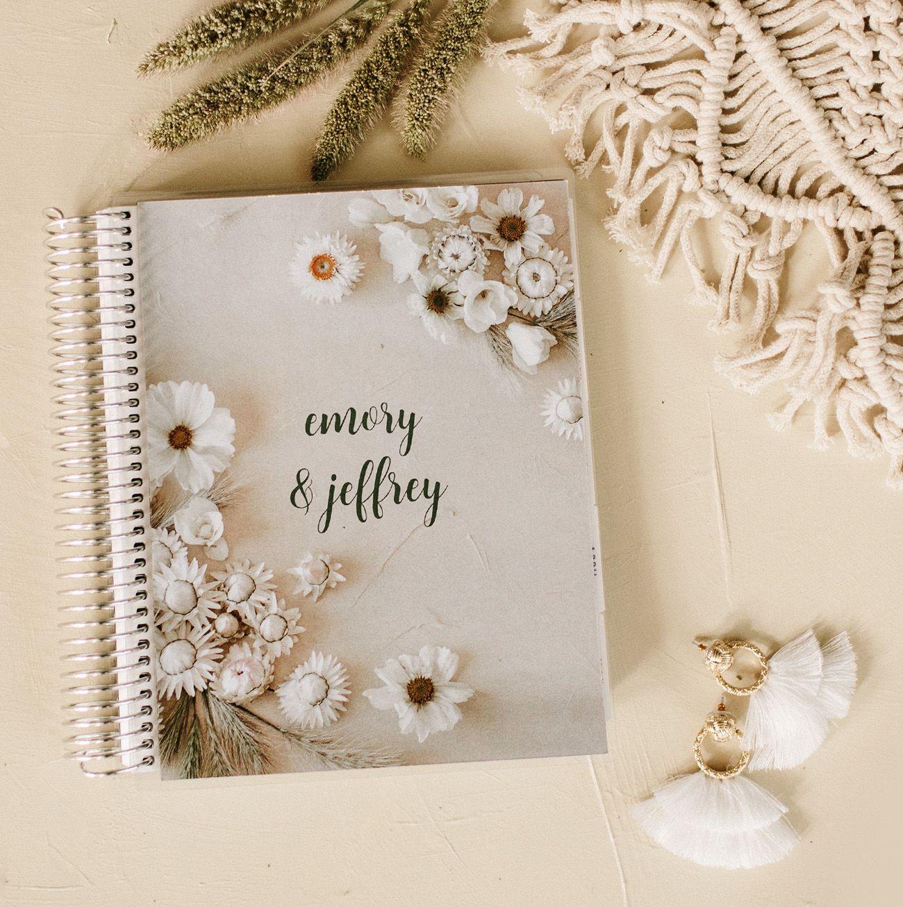 Erin Condren Wedding Planner.Good News Our Gws X Erin Condren Wedding Planners Are Now Available